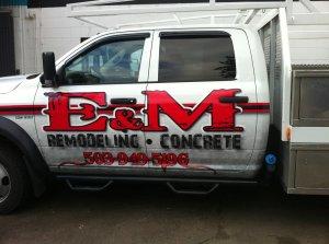 E & M Truck